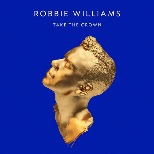 Robbie Williams Take The Crown Deluxe CD+DVD [Import] - Almaraz Records | Tienda de Discos y Películas