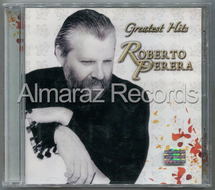 Roberto Perera Greatest Hits CD
