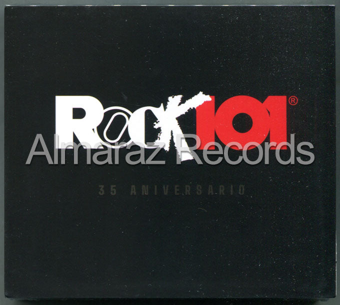 Rock 101 35 Aniversario CD+DVD