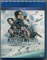Rogue One Una Historia De Star Wars Blu-Ray