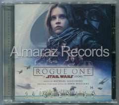 Rogue One A Star Wars Story CD