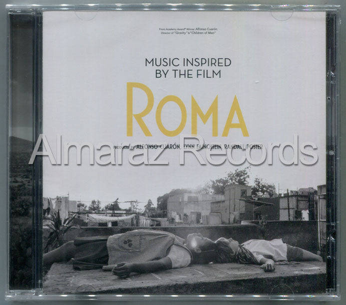 Roma Music Inspired By The Film CD