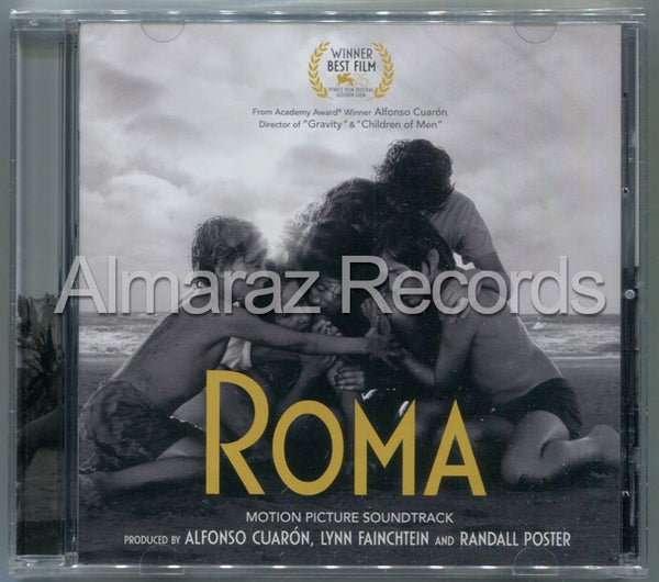 Roma Soundtrack CD