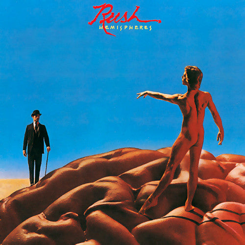 Rush Hemispheres Remastered CD [Import] - Almaraz Records | Tienda de Discos y Películas