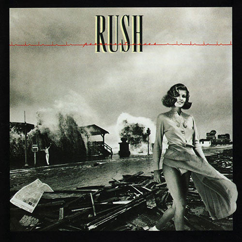 Rush Permanent Waves Remaster CD [Import] - Almaraz Records | Tienda de Discos y Películas