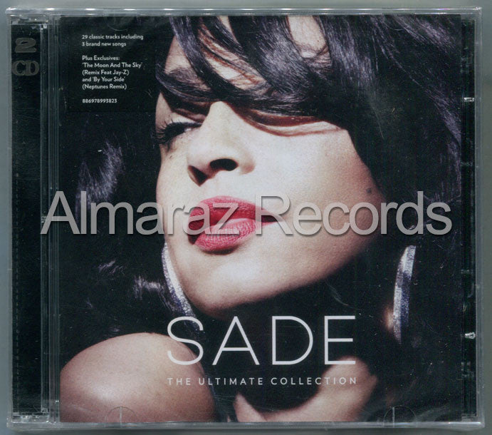 Sade The Ultimate Collection 2CD