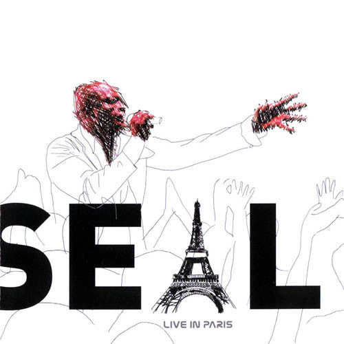 Seal Live In Paris CD+DVD - Almaraz Records | Tienda de Discos y Películas