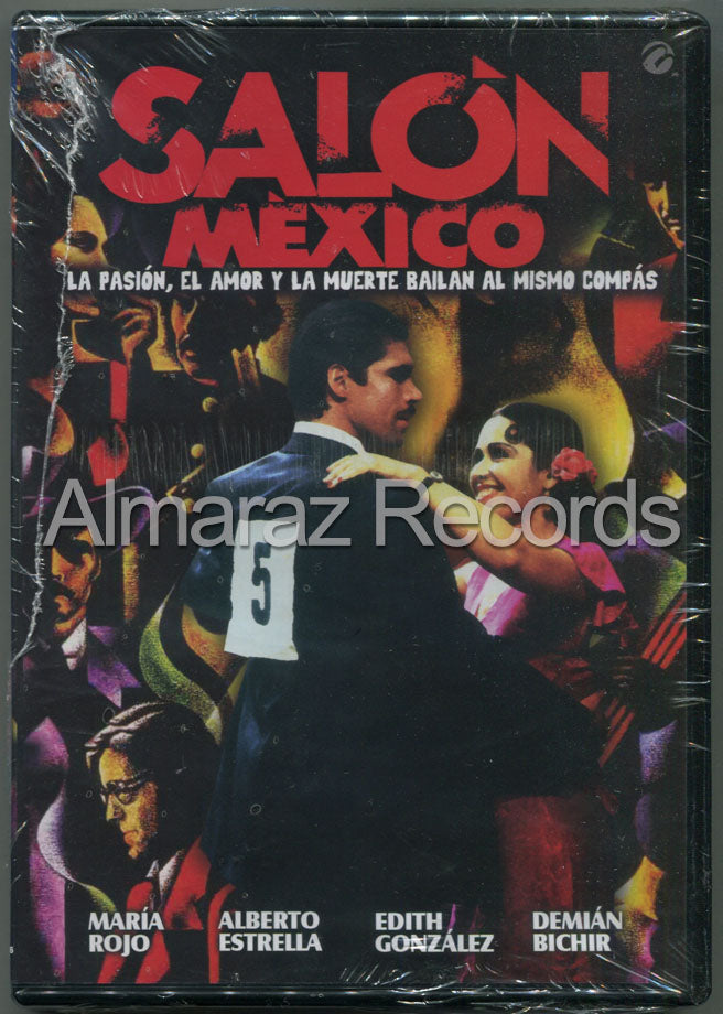 Salon Mexico 1996 DVD
