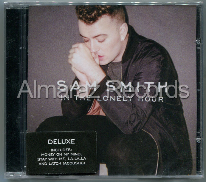 Sam Smith In The Lonely Hour CD - Almaraz Records | Tienda de Discos y Películas  - 1