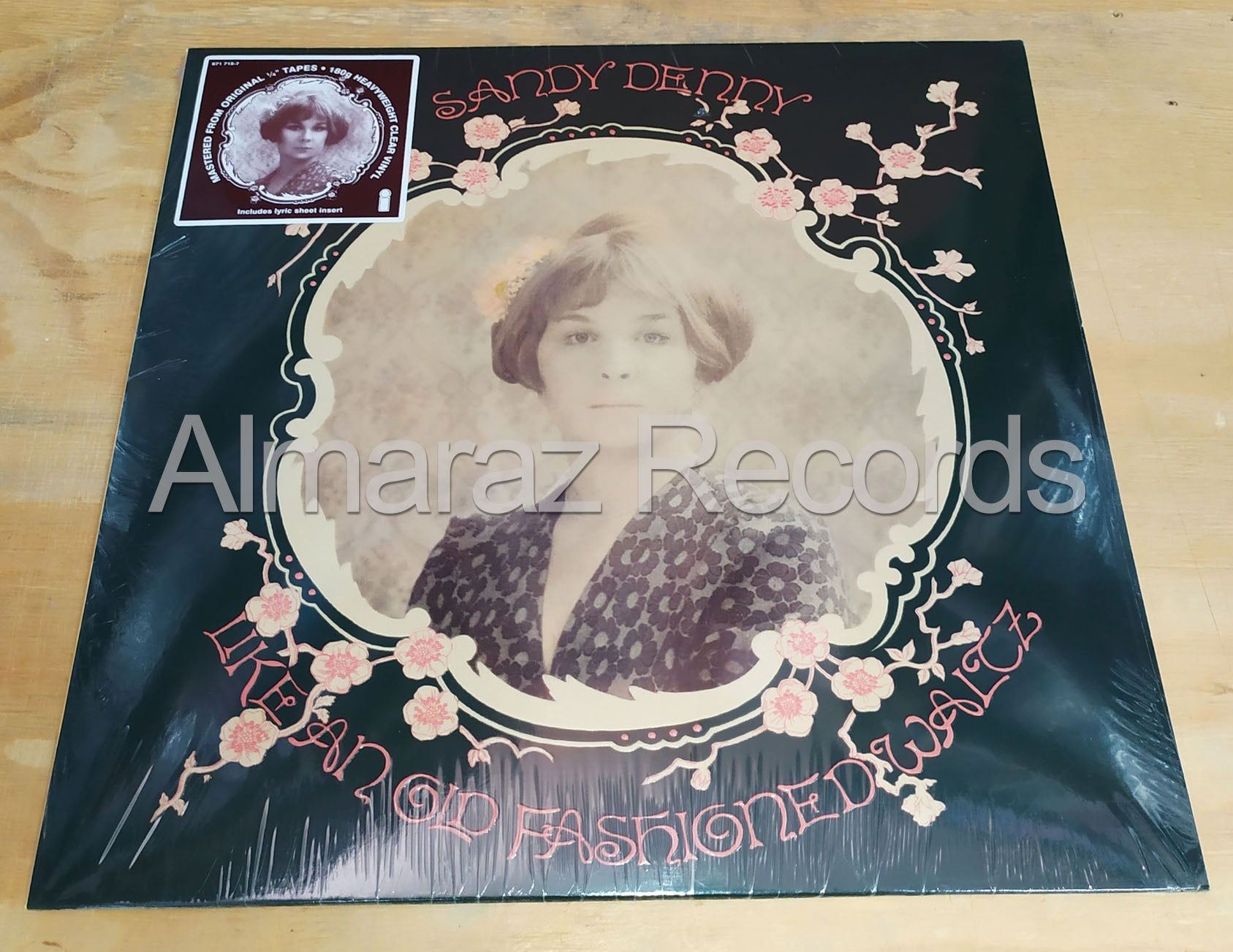 Sandy Denny Like And Old Fashioned Vinyl LP