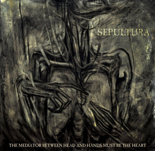 Sepultura The Mediator Between Head & Hands Must Be The Heart CD - Almaraz Records | Tienda de Discos y Películas