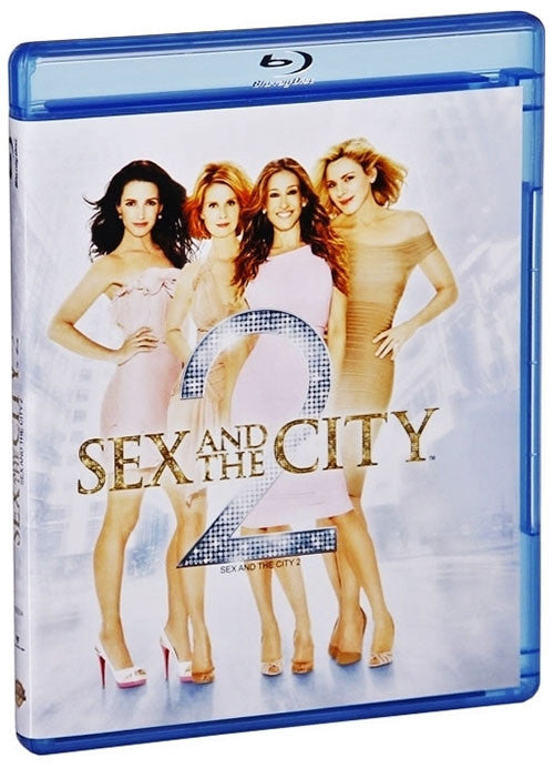 Sex And The City 2 Blu-Ray - Almaraz Records | Tienda de Discos y Películas