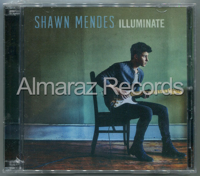 Shawn Mendes Illuminate Deluxe CD+DVD