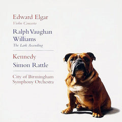 Sir Edward Elgar & Ralph Vaughan Williams Elgar Violin Concerto CD - Almaraz Records | Tienda de Discos y Películas