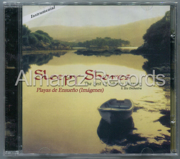 Johnny Peason Sleepy Shores The Best Of CD - Almaraz Records | Tienda de Discos y Películas  - 1