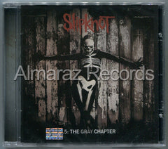 Slipknot .5 The Gray Chapter CD - Almaraz Records | Tienda de Discos y Películas  - 1