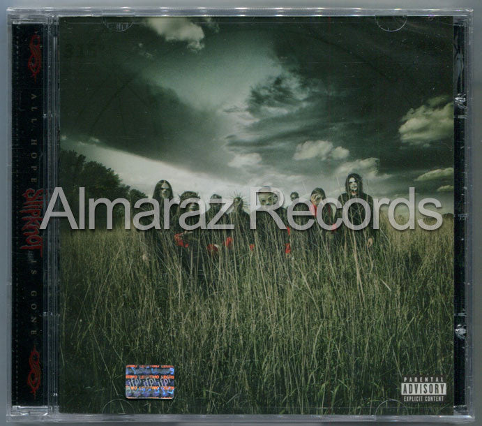 Slipknot All Hope Is Gone CD [Import] - Almaraz Records | Tienda de Discos y Películas  - 1