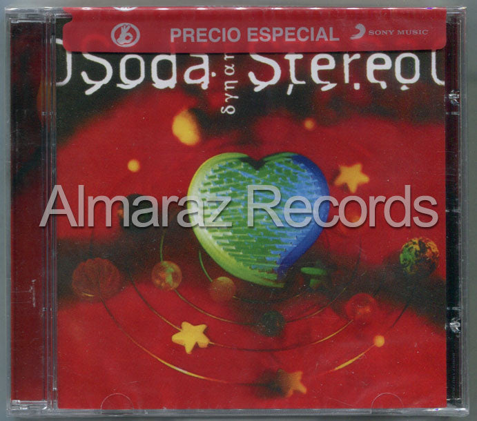 Soda Stereo Dynamo (Remaster) CD