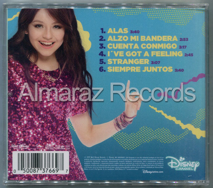 Soy Luna Remixes CD