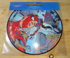 Spider-Man Homecoming Vinyl LP Picture Disc