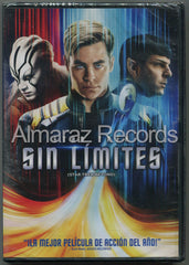 Star Trek Sin Limites DVD