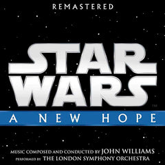Star Wars A New Hope CD (Remastered)
