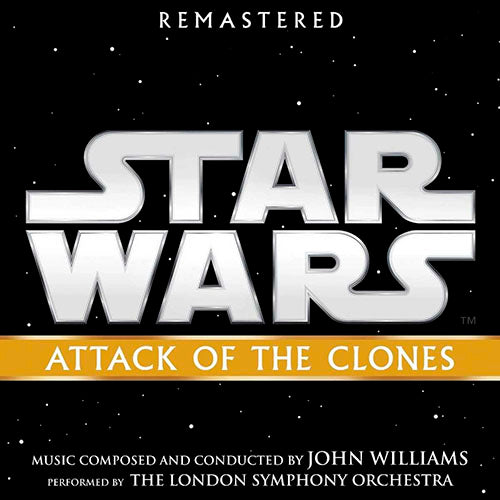Star Wars Attack Of The Clones CD (Remastered)