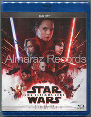 Star Wars Episodio VIII Los Ultimos Jedi Blu-Ray