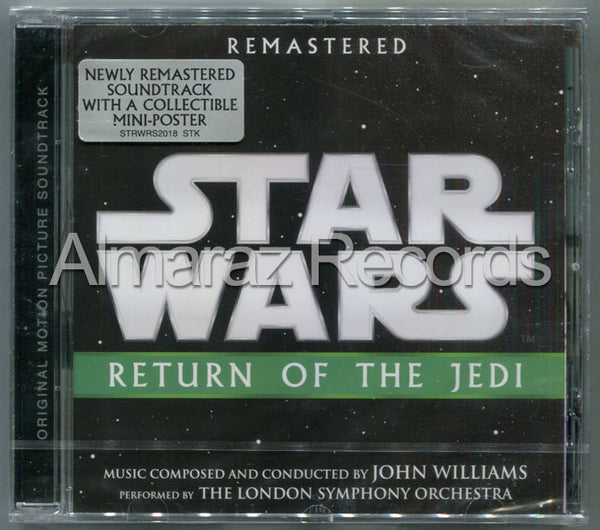 Star Wars Return Of The Jedi CD (Remastered)