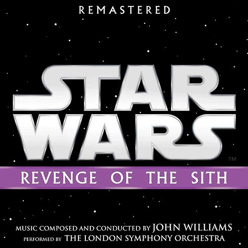 Star Wars Revenge Of The Sith CD (Remastered)