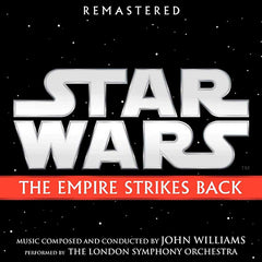 Star Wars The Empire Strikes Back CD (Remastered)
