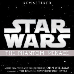 Star Wars The Phantom Menace CD (Remastered)