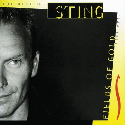 Sting Fileds Of Gold CD - Almaraz Records | Tienda de Discos y Películas