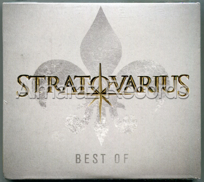 Stratovarius Best Of 3CD