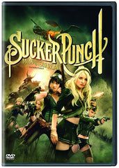 Sucker Punch Mundo Surreal DVD - Almaraz Records | Tienda de Discos y Películas