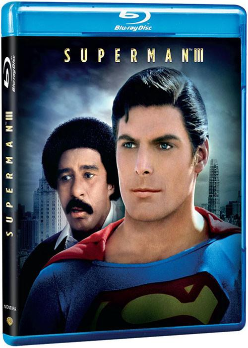 Superman III Blu-Ray