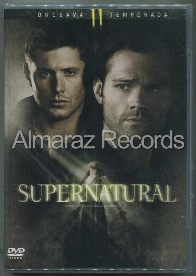 Supernatural Temporada 11 6DVD