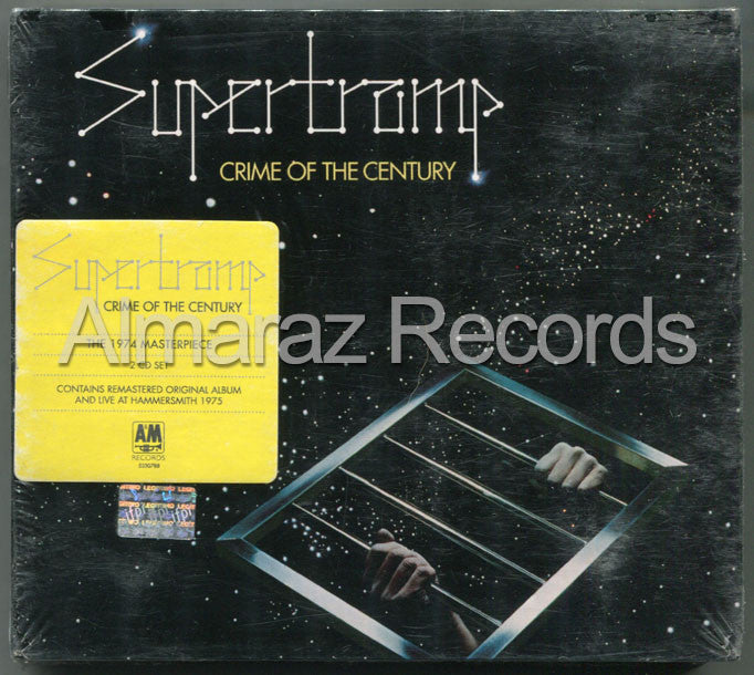 Supertramp Crime Of The Century 2CD