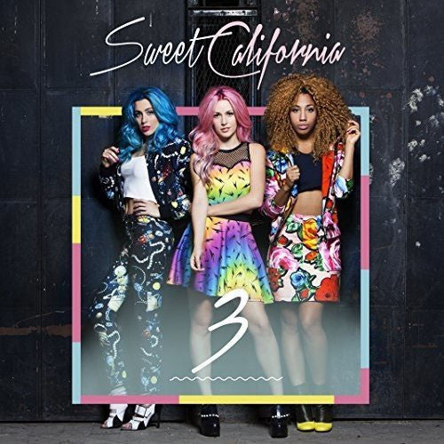 Sweet California 3 CD