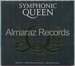 Symphonic Queen The Greatest Hits CD