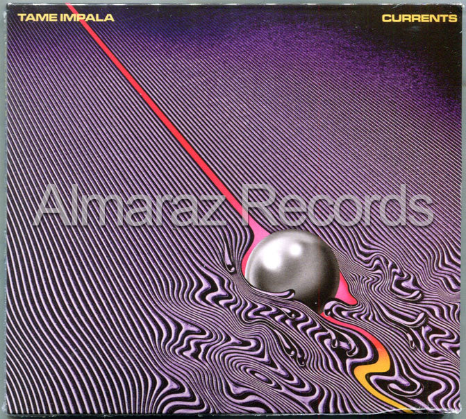 Tame Impala Currents CD - Almaraz Records | Tienda de Discos y Películas  - 1