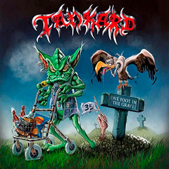 Tankard One Foot In The Grave CD