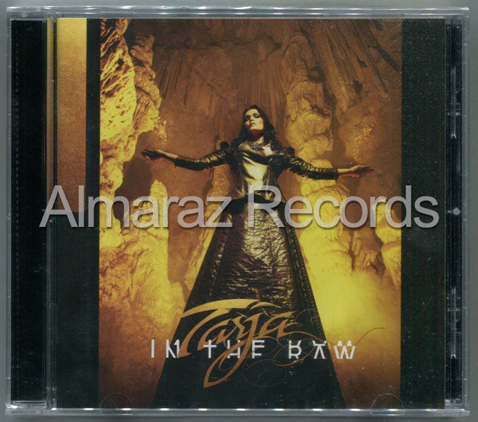 Tarja In The Raw CD
