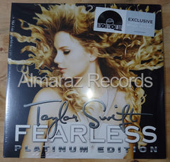 Taylor Swift Fearless Platinum Edition Vinyl LP RSD2018