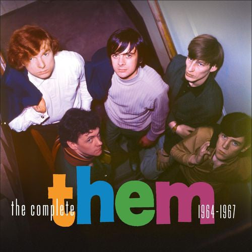 Them The Complete Them 1964-1967 Remastered 3CD - Almaraz Records | Tienda de Discos y Películas