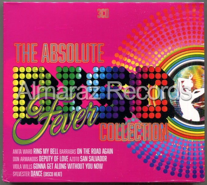 The Absolute Disco Fever Collection 3CD