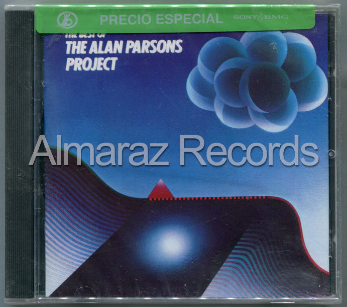 The Alan Parsons Project The Best Of CD - Almaraz Records | Tienda de Discos y Películas  - 1