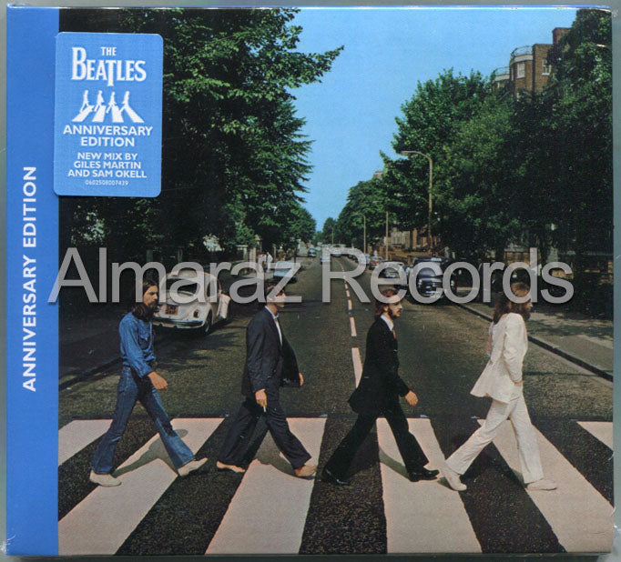 The Beatles Abbey Road Anniversary Edition CD