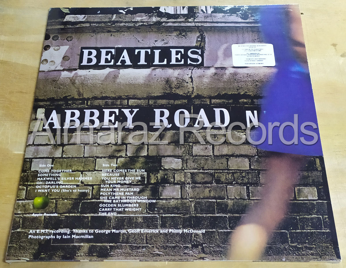 The Beatles Abbey Road 50th Anniversary Vinyl LP