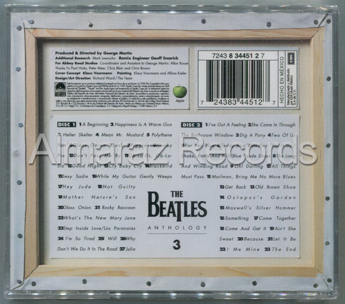 The Beatles Anthology 3 2CD